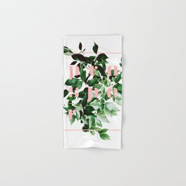 Prosper || #society6 #decor #buyart Hand & Bath Towel