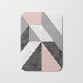 Conceptual Modern Art XIII Bath Mat
