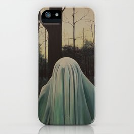 ghost I iPhone Case