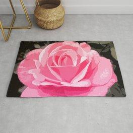 Dawning Rose Rug
