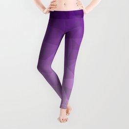 Purple Ombre - Flipped Leggings