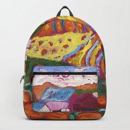 Iowa Barn Backpack