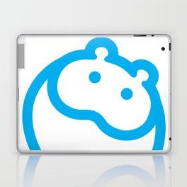 Blue hippo Laptop & iPad Skin