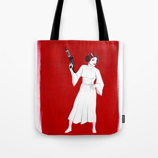 Rebel Girl Tote Bag