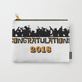 Wish your grad congratulations Carry-All Pouch