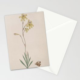 Flower 747 tritonia flava Paterson s Tritonia13 Stationery Cards