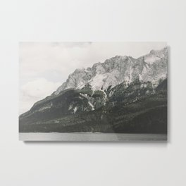 Such great Heights - Landscape Photography Metal Print