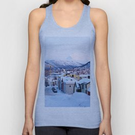 Mountain Unisex Tank Top