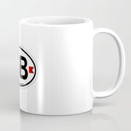 South Beach - Miami. Coffee Mug