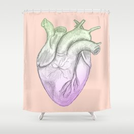 A joker at heart Shower Curtain