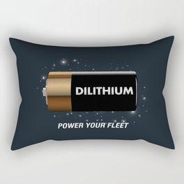 Batteries Not Included Rectangular Pillow