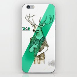 Animalheh iPhone Skin
