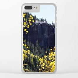Telluride Clear iPhone Case