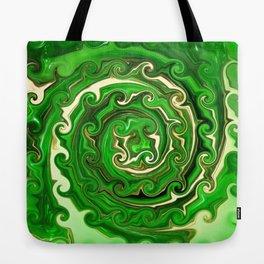 Irish Green Tote Bag