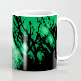 Aurora Green. Coffee Mug