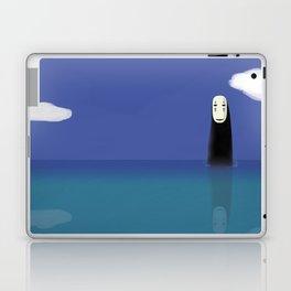 No-Face (Kaonashi) Laptop & iPad Skin