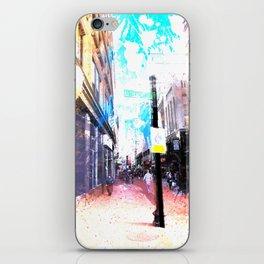 Tremont Street, Boston iPhone Skin