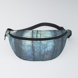 The Woods In Winter Fanny Pack