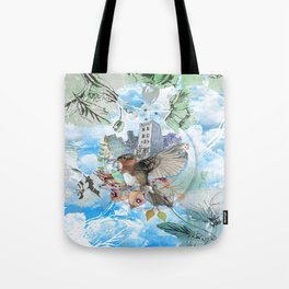SOFT NATURE Tote Bag