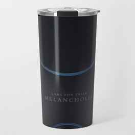 Melancholia, Lars Von Trier, minimalist movie poster Travel Mug