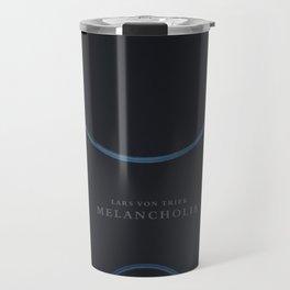 Melancholia, Lars Von Trier, minimalist movie poster Travel Mug