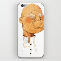 chinese iPhone & iPod Skins featuring Chinese by Nacho Z. Huizar