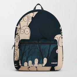 Groke, the moomins Backpack