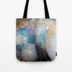 Globes Tote Bag