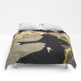 Divan Japonais - Henri de Toulouse Lautrec Comforters