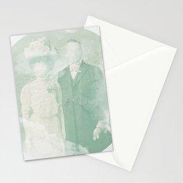 La extraña pareja Stationery Cards