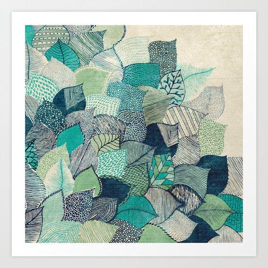 Soulful Nature Art Print