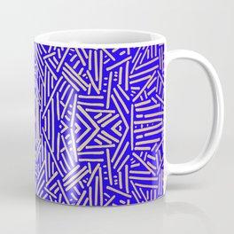 Radiate (Yellow/Ochre Royal) Coffee Mug