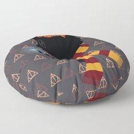 InsideMyBrain Floor Pillow