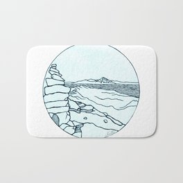 Frary Peak Bath Mat