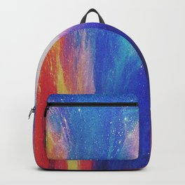 Melted galaxia Backpack