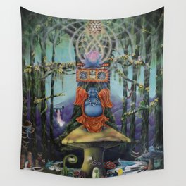 Forest Melody Wall Tapestry
