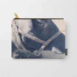 Calf Portrait II Carry-All Pouch