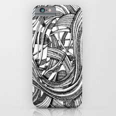 Into The Wild (b&w version) Slim Case iPhone 6s