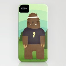 sasquatch  iPhone (4, 4s) Slim Case