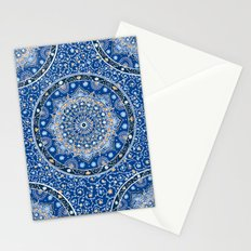 Summer Nights Mandala  Stationery Cards
