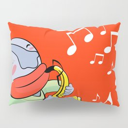 Let's play sax Pillow Sham