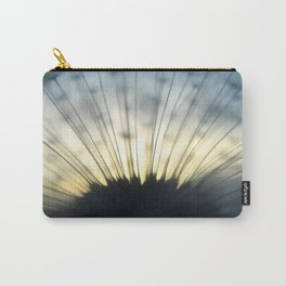 Dandelion & Sun II. Carry-All Pouch