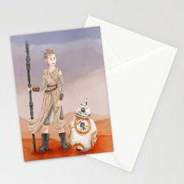 The Scavenger Stationery Cards
