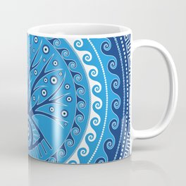 Greek Mati Mataki - Matiasma Evil Eye Tree Coffee Mug