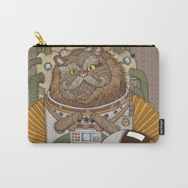 Commander Whiskers Carry-All Pouch