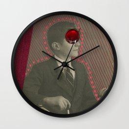 David L. Wall Clock