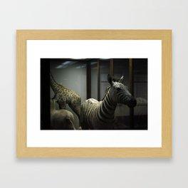 La Jetée. Bristol. Framed Art Print