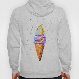 ice cream. Hoody