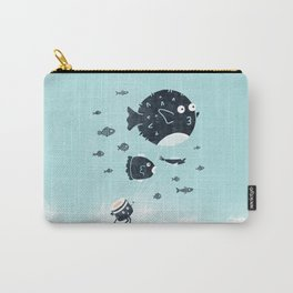 Let's Fly Away Carry-All Pouch