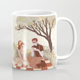 Hades & Persephone Picnic Coffee Mug
